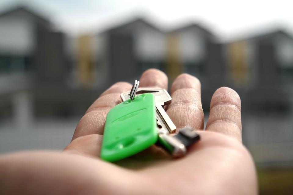 Een beveiligingscamera voor je nieuwe woning